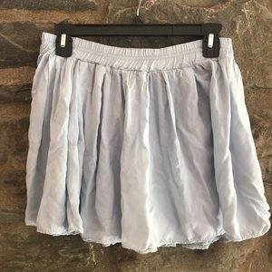 Blue Brandy Melville Skirt
